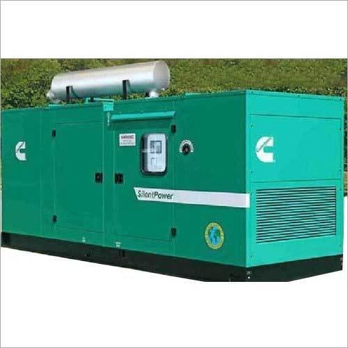 125 kVA Cummins 6bt Diesel Generator Set