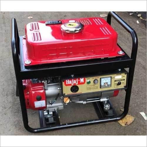 1 kVA Bajaj M Portable Generator Set
