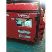 3 kVA Bajaj M Portable Generator Set