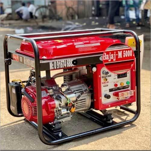 5 kVA Bajaj M Elite Class Portable Generator Set
