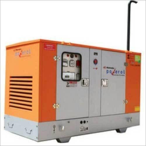 25 kVA Mahindra Generator Set