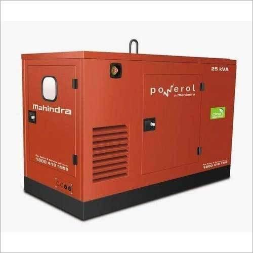 22.5 kVA Mahindra Generator Set