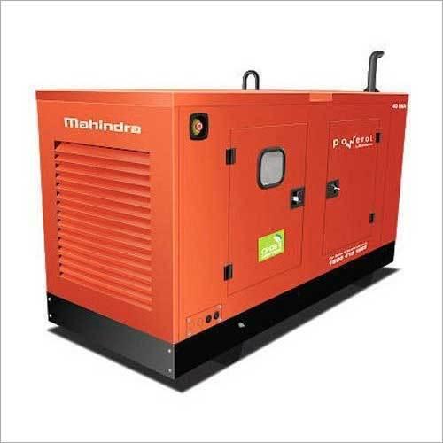 3255GM-C2 15 kVA Mahindra Generator Set