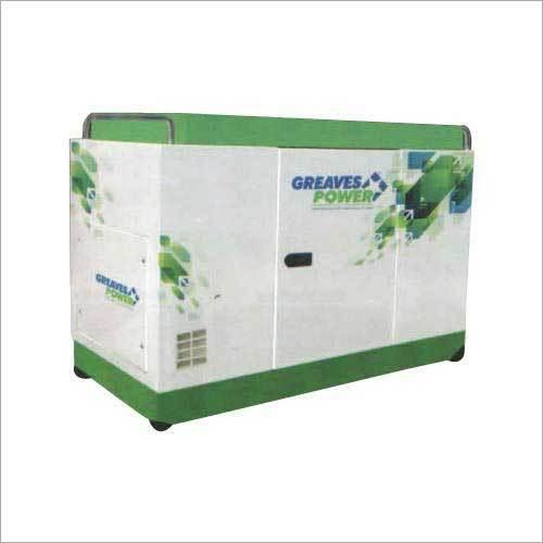 GPA II-3.5 3.5kVA Or 2.8kW Greaves Power Generator Set