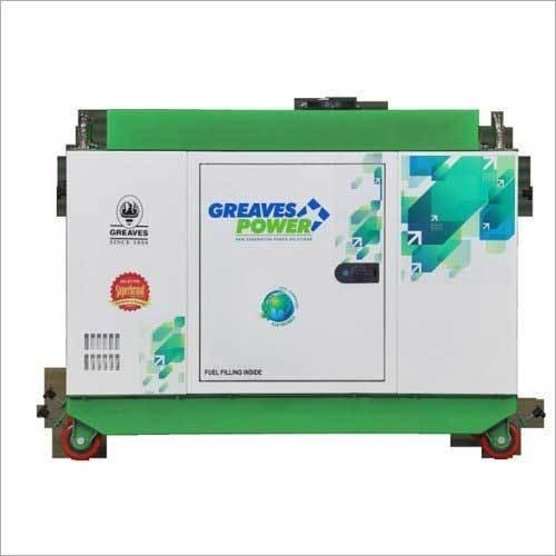 GPA II-5 5kVA Or 4kW Greaves Power Generator Set