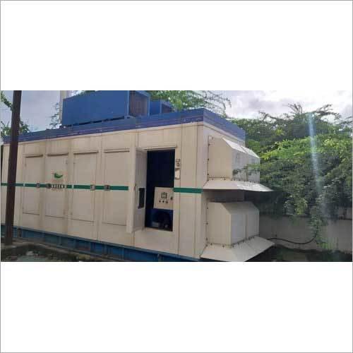 600 KVA Kirloskar Green Pre Owned Generator Set