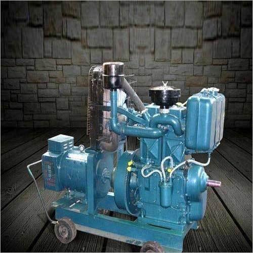 Used Silent Diesel Generator Set
