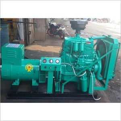 125 kVA Ashok Leyland Noise Version Open Diesel Generator Set