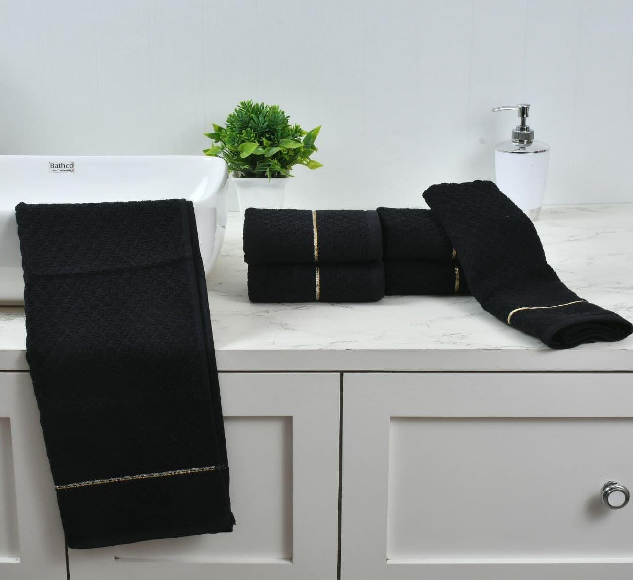 DIVINE OVERSEAS Cotton Kitchen Towel