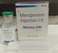 Meropenem for Injection