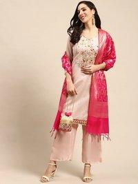 Ethnic Material Salwar Suit