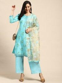 Fancy Salwar Suit Material
