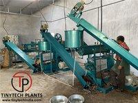 Sunflower Oil Mill Plant