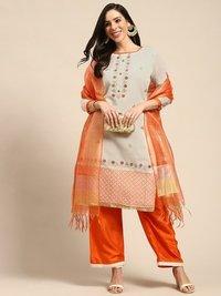 Tradisional Salwar Suit Material