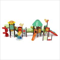 Exotic Nature Series Multiplay Station Playground Equipment