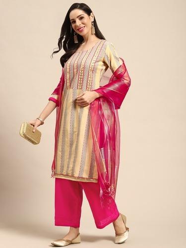 Silk Salwar Kameez