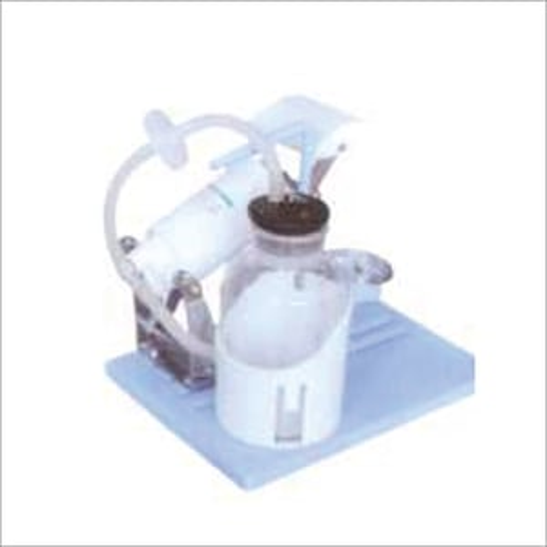 Foot Suction Apparatus