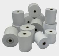 White Plain Thermal Paper Rolls