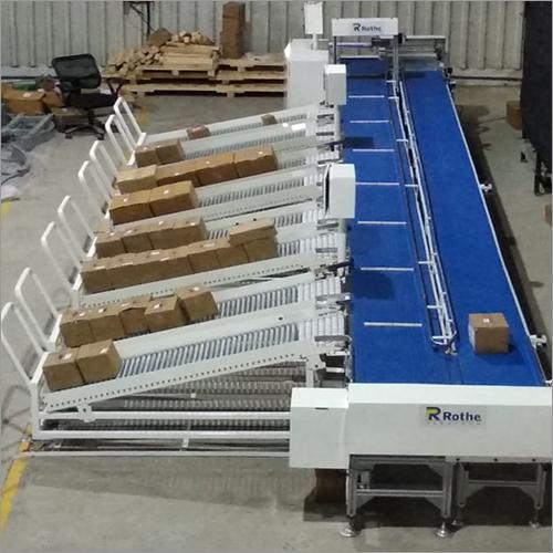 Turnkey Conveyor Sorting System