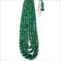 Emerald Maniya Beads