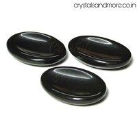 Black Agate Worrystone