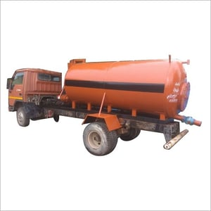 MS Septic Tank Loader Truck