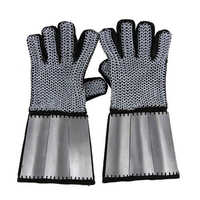 Butted Chain Mail Gloves