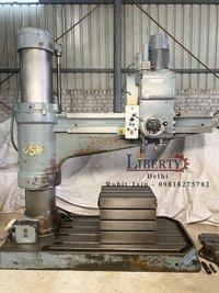 GSP 60 mm Radial Drilling Machine