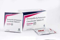AMOXYCILLIN -200MG +CLAVULANIC ACID - 175MG TABLET