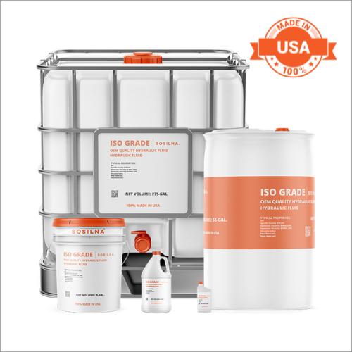 Mineral Oil AW Hydraulic Fluid
