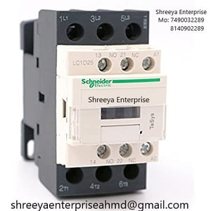 SWITCH GEAR CONTACTOR LC1D25M7