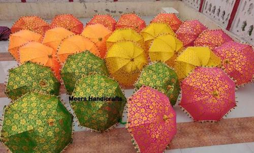 Multicolor Deininger Decorative  Umbrella