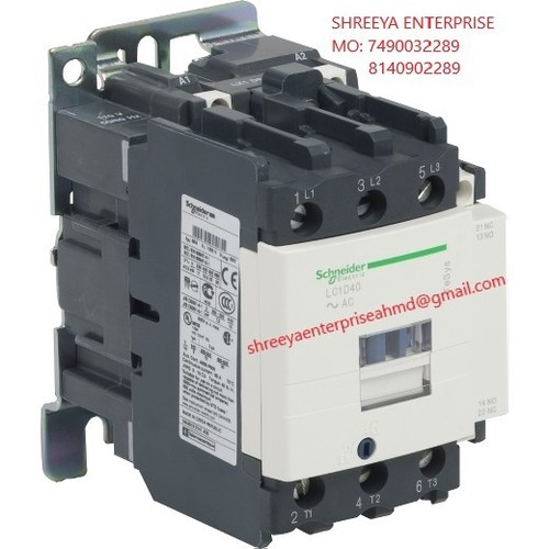 SWITCH GEAR CONTACTOR LC1D40M7