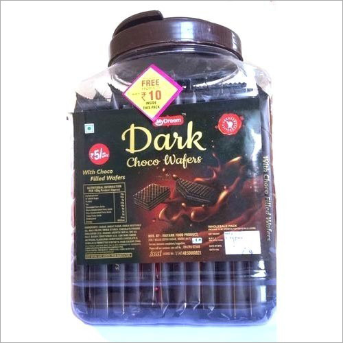 Dark Choco Wafers