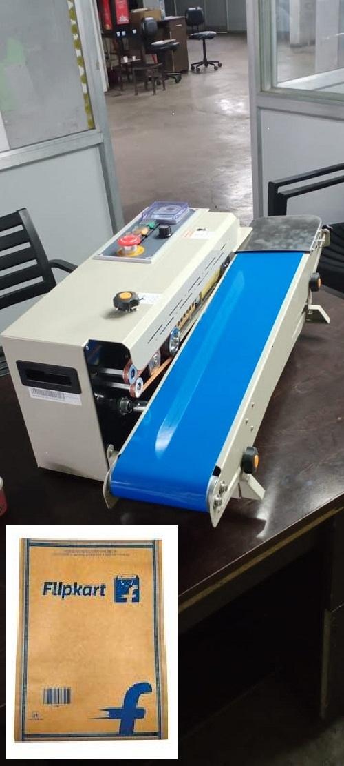Paper Bag Sealing machine