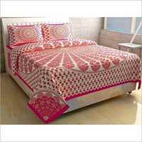 Designer Polyester Bed Sheets