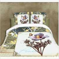 Digital Print Polyester Bed Sheets
