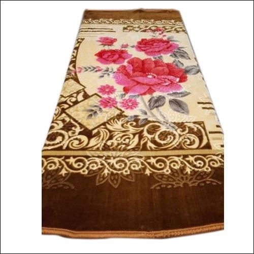 Multicolor Mink Blanket