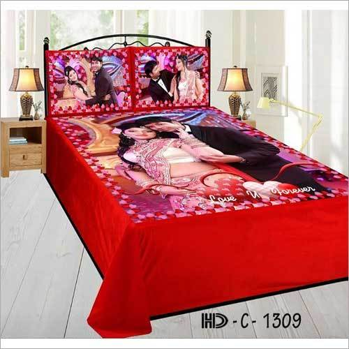 Personalized Bed Sheets