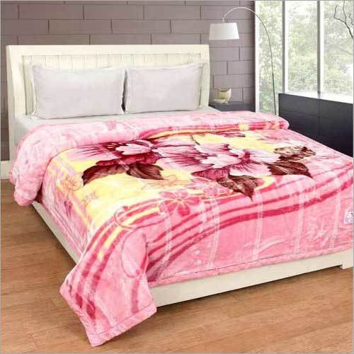 Imported Super Soft Mink Blanket