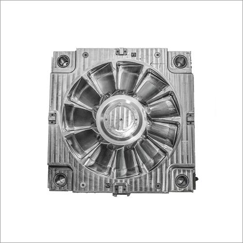 Mould Of Heavy Truck Ventilation Fan Blades