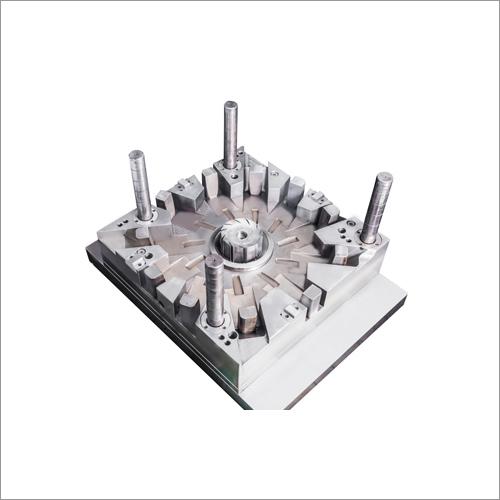 Turbine Centrifugal Vortex Fan Blades Mould Cavity