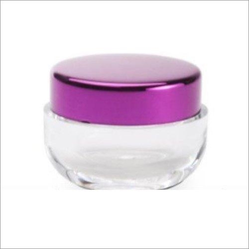 Thick Walled Round Jar