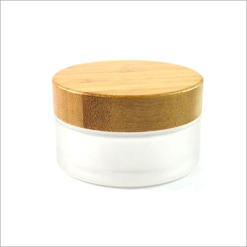 Round Cosmetic Cream Jar