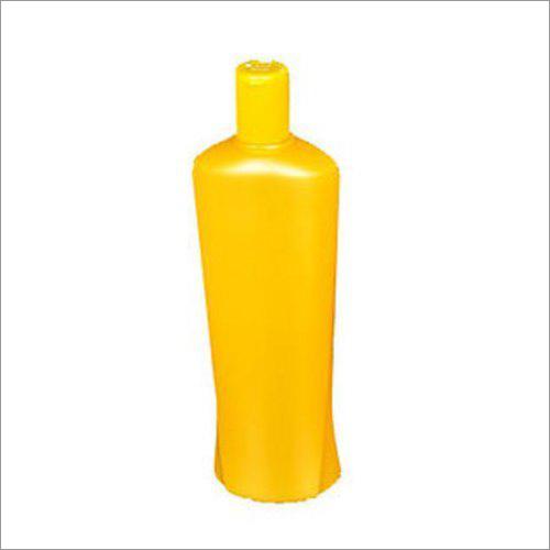 200ml Yellow Cosmetic Bottle