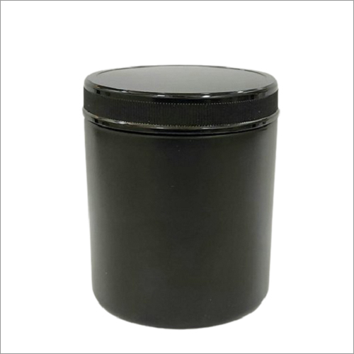 500g HDPE Round Protien Jar