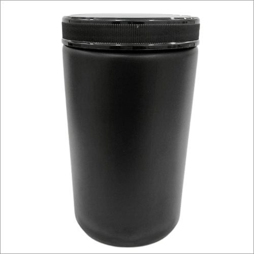 1000grm HDPE Round Jar