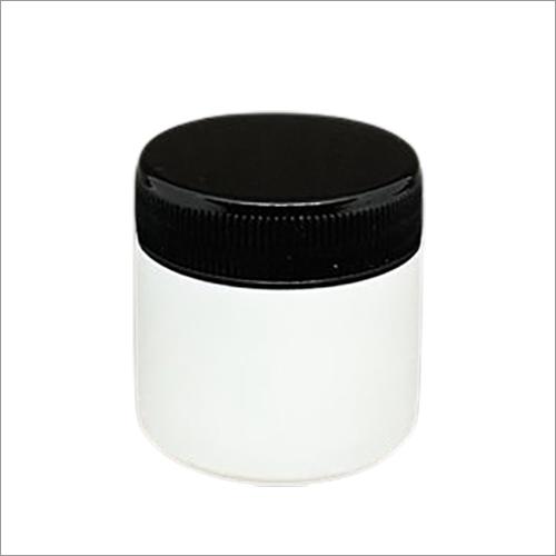 PP White HDPE Cream Jar