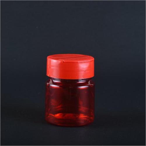 PET Tablet Pharma Container