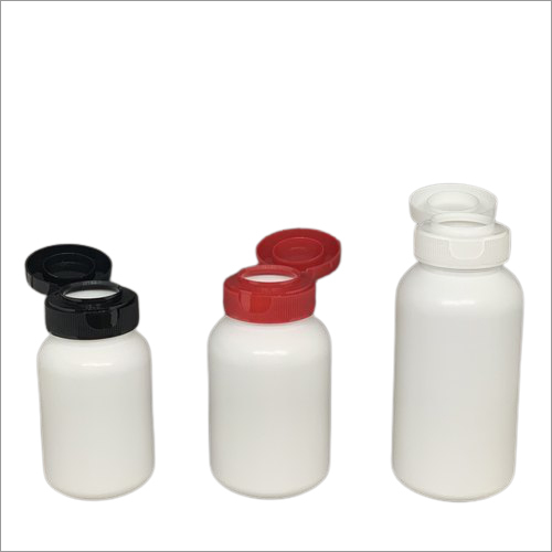 Ibm Tablet - Capsule Containers With Flip Top Cap